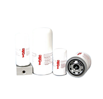 SPIN-ON TYPE OIL FILTERS